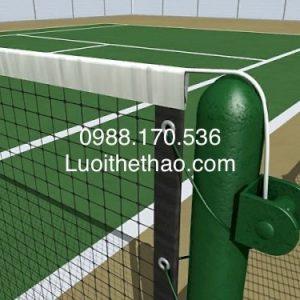 Lưới thi đấu sân tennis