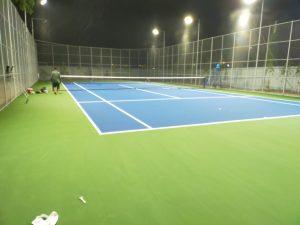 Báo giá thi công sân tennis tại miền bắc