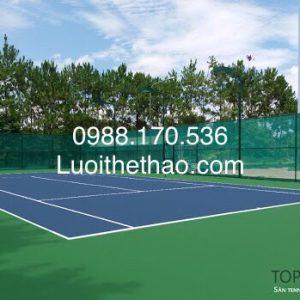 luoi chan san tennis