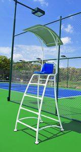 ghế trọng tài sân tennis
