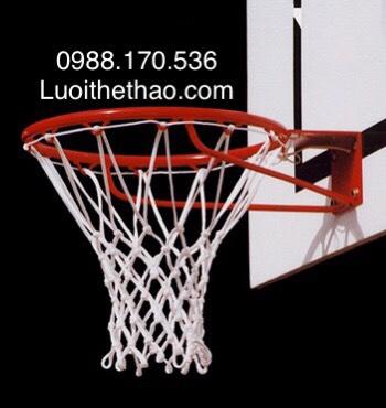 Lưới bóng rổ thi đấu